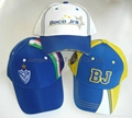 Micro fiber with High quality embroidery Cap