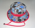 Red Large big Brim Fashion Sun Hats 4