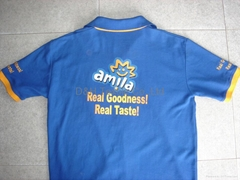 High quality cotton Jersey Polo-shirt/Tshirt