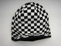 Jacquard Hat with peak
