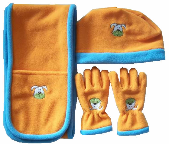Camouflage Brand Polo fleece Warm set 3