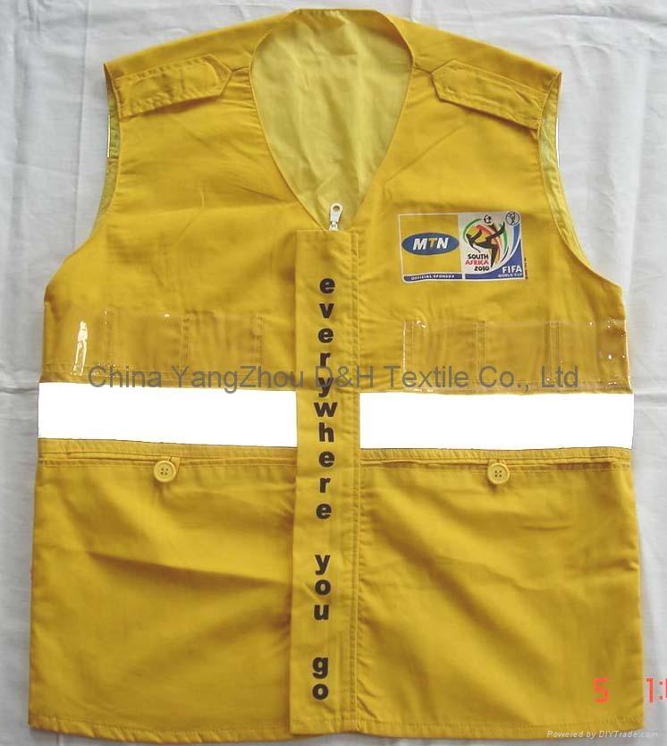 Safety Waistcoat 3