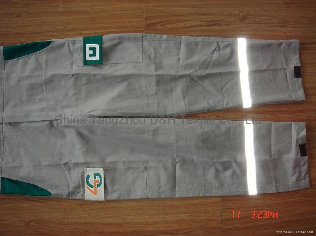 Cotton twill Coverall  Jacket Worth wear Cloth 2