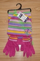 Child Knitted Set with Butterfly Accessories