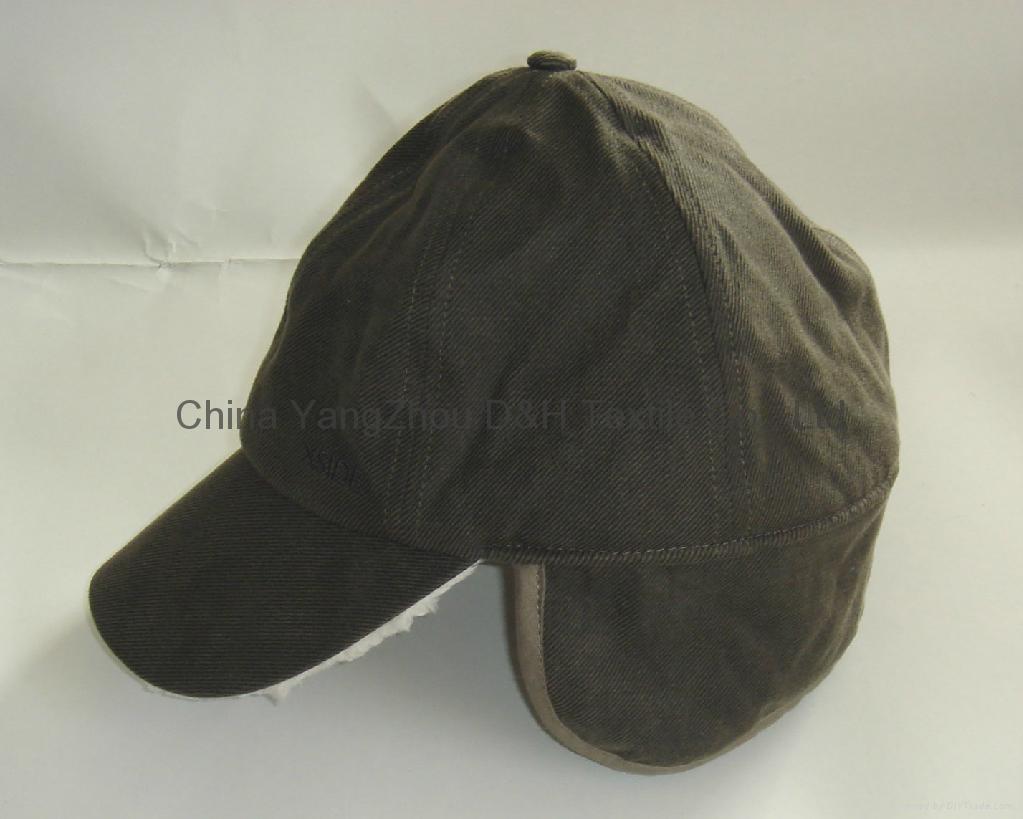 Winter hat/Warm Earflap Hat 1