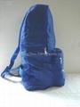 Foldable backpack   2
