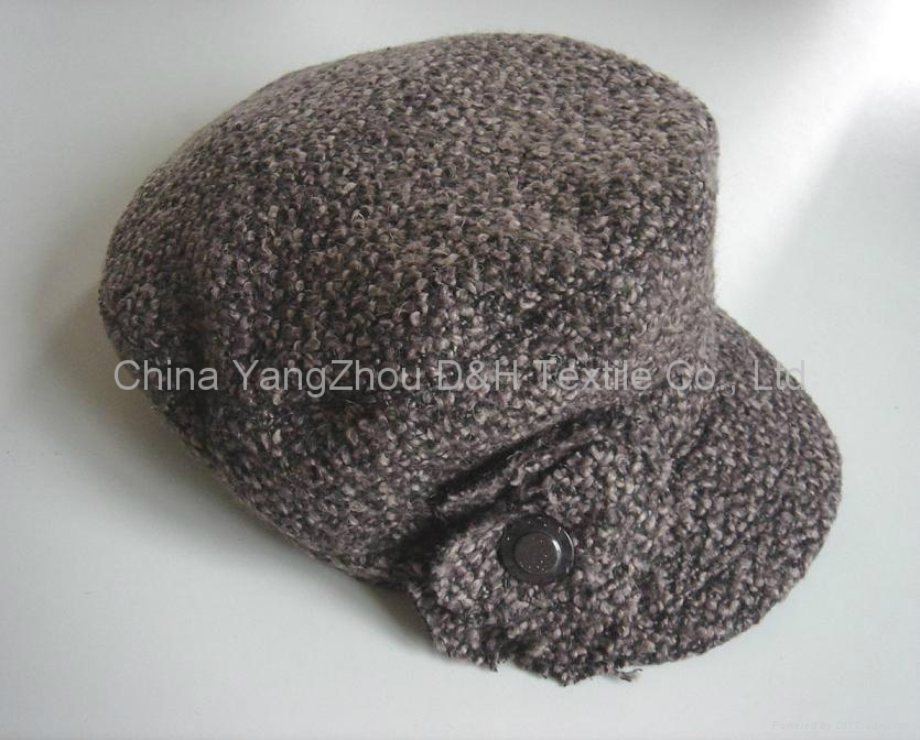 Knitted fashion caps 2