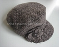 Knitted fashion cap