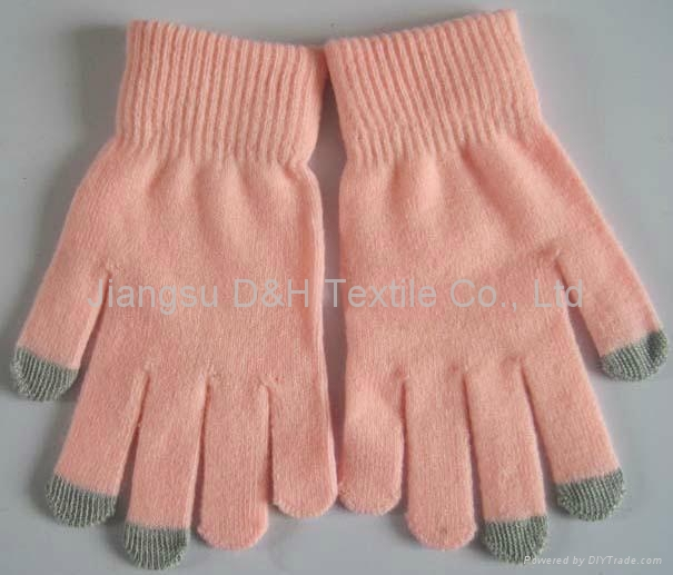 IPhone touch screen gloves 2