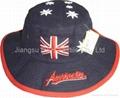 2017 England Big Brim Fashion Hat With