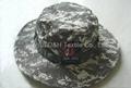 Camouflage Fashion hat / Bucet hat