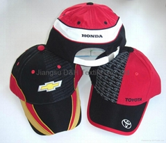 Fashion car baseball cap