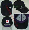 Micro fiber&bird eye cap with magnetic