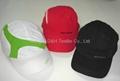 Promotion Micro fiber  Mesh Cap