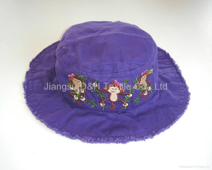 Large brim Fashional hunting Sun hat 1