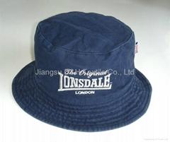 Customized Embridery bucket hat