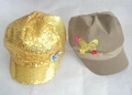 Fashion Cotton Octagonal Cap