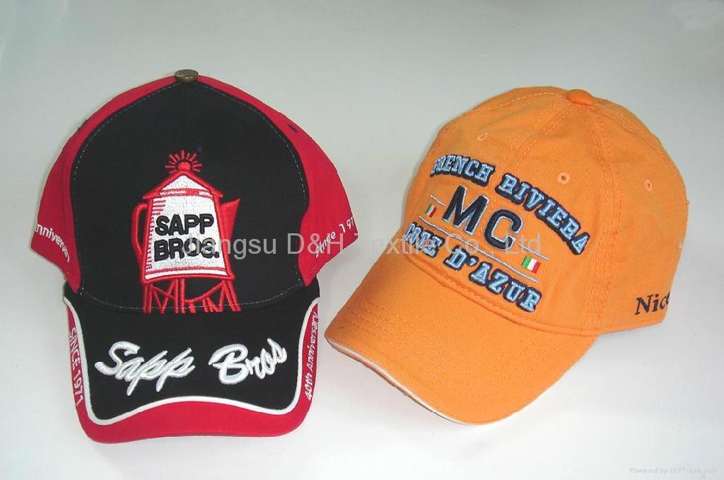 97488af23e48c Popular Newest Team Club Balck Cotton Custom Ball Cap - DH-CB00913 ...