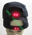 Safety LED Lighting Cap