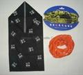 Wholesale cheap polyester neck band Multifunctional bandana