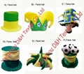 Football Fans Soccer Accessories Carnival Products