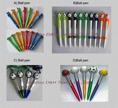 Soccer Pen/Football Fans