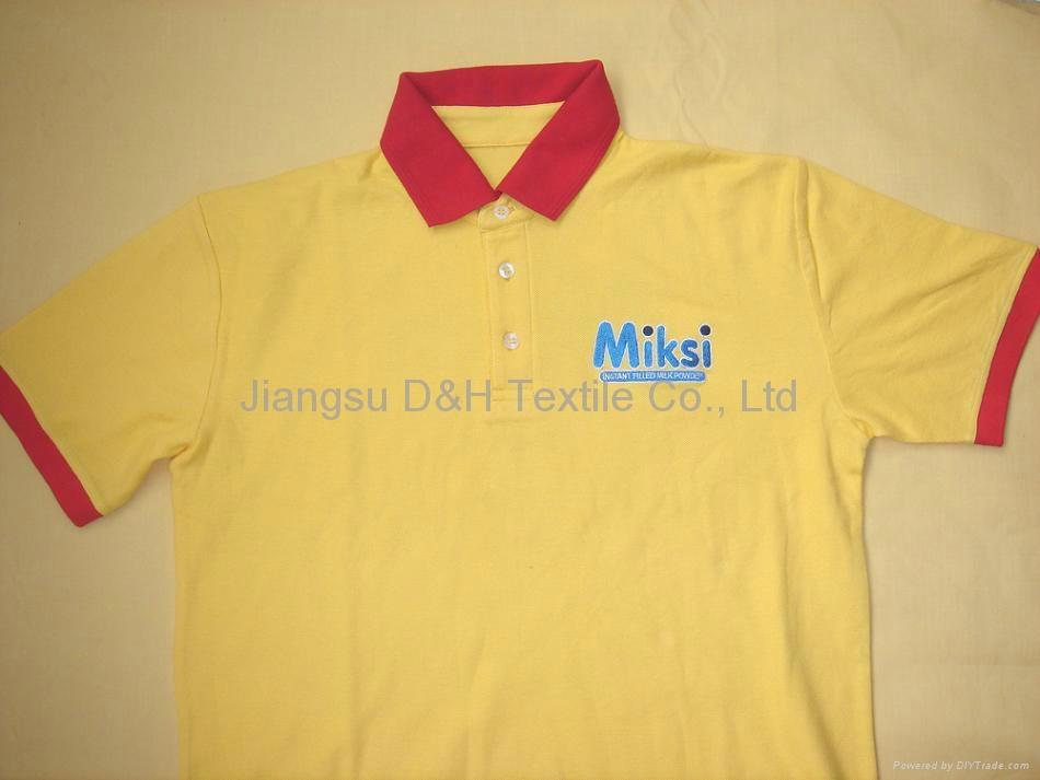 Quality  Popular Cotton Polo T Shirt 2