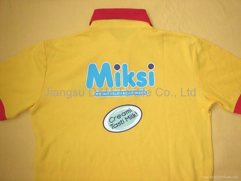 Quality  Popular Cotton Polo T Shirt 3