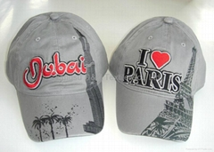 Promotion Dubai printing Sports Gorros cap