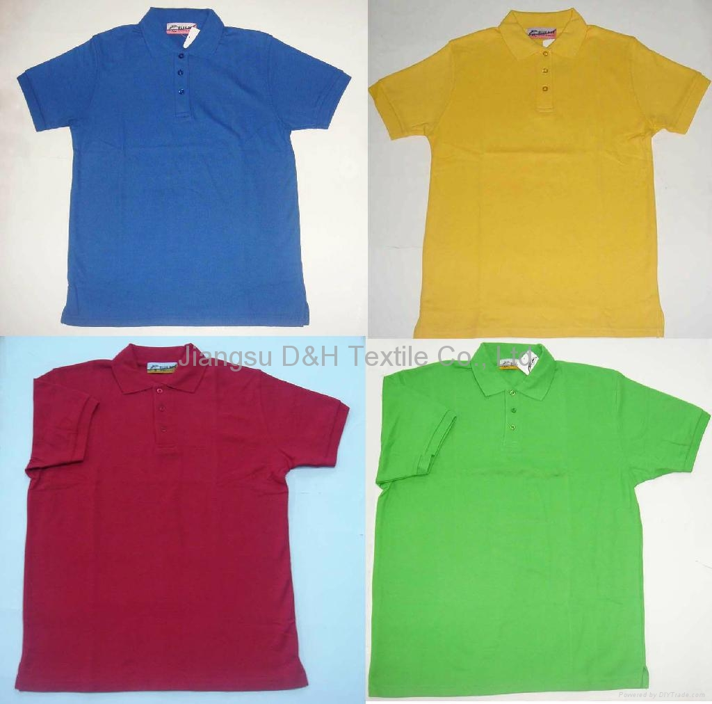 Plain  Polo Promotion shirt  5