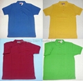 Plain colored Polo shirt/ Promotion