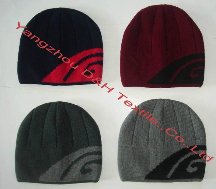 Custom 100% Cotton Knitted Hats/ Crochet Hats   2