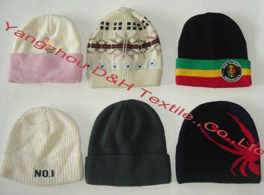 Promotional Beanie/Winter hat/Knitted Hat  2