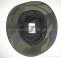 Camouflage Fashion hat / Bucet hat