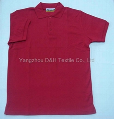 Plain colored Polo shirt