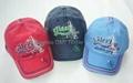 New Cotton cap america Child baby Kid cap