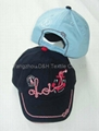 Hot Fashion design Child baby fitted cap
