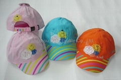 PRO-Curved hot Child cap/kid cap/baseball cap