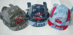 Floral Cotton Sun hat/Bucket hat/Fish hat/Bandana