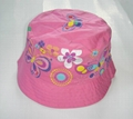 Basic Cotton Sun hat/Bucket hat/Fish hat