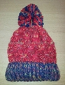 Crochet knitted hat with good quality 3