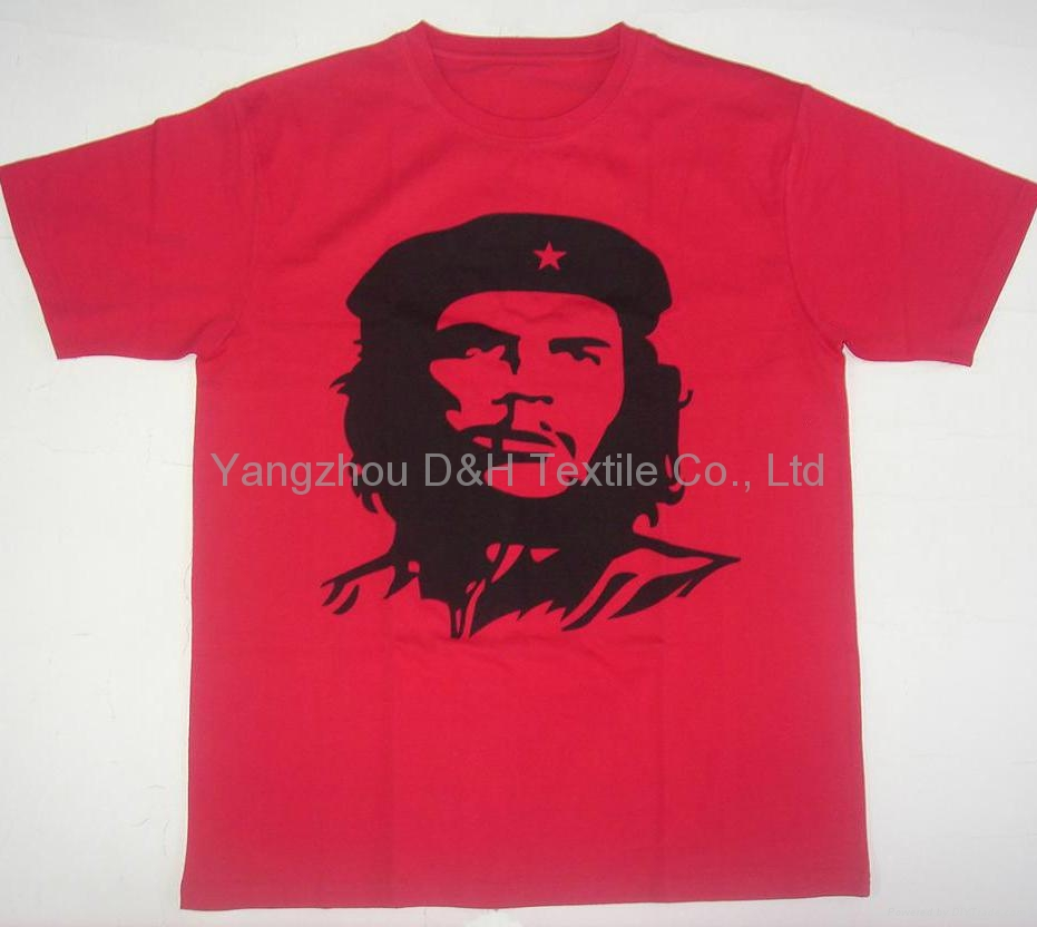 Honesty Quality Fine Cotton Tshirt with Printing  3