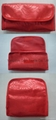 Hot! ! Promotion Quilted Cosmetic Bag/Pencil Bag