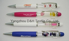Popular Multicolor Multifunction Ball-Point Pen (DH-LH62317)