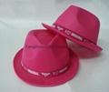 Hot Sale,Low Price High Quality Jazz Cap,Jazz Fashion Hat