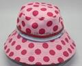 Fashional Lady Cotton Printing Sun Hat
