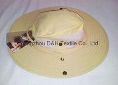 Fashional Pupular Women's Sun Hat/Bucket Hat (DH-LH7422)