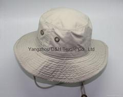 Cotton Sun HBucket Fish Hats