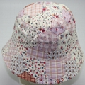 Cotton Sun Gorros Jockey Floral Flashion Hat