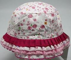 100%Cotton Child Hats (DH-LH61630)